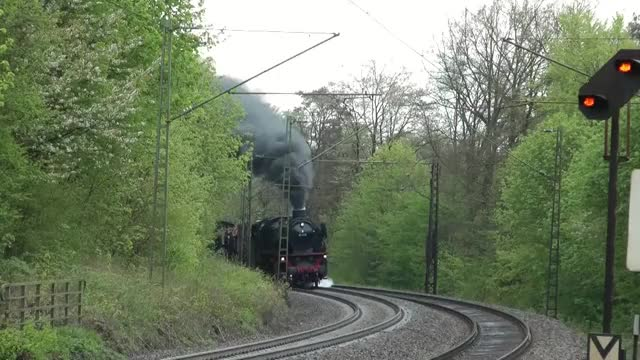 Watch and share Locomotive GIFs and Moseldampf GIFs by LittleRiver-Skipper on Gfycat