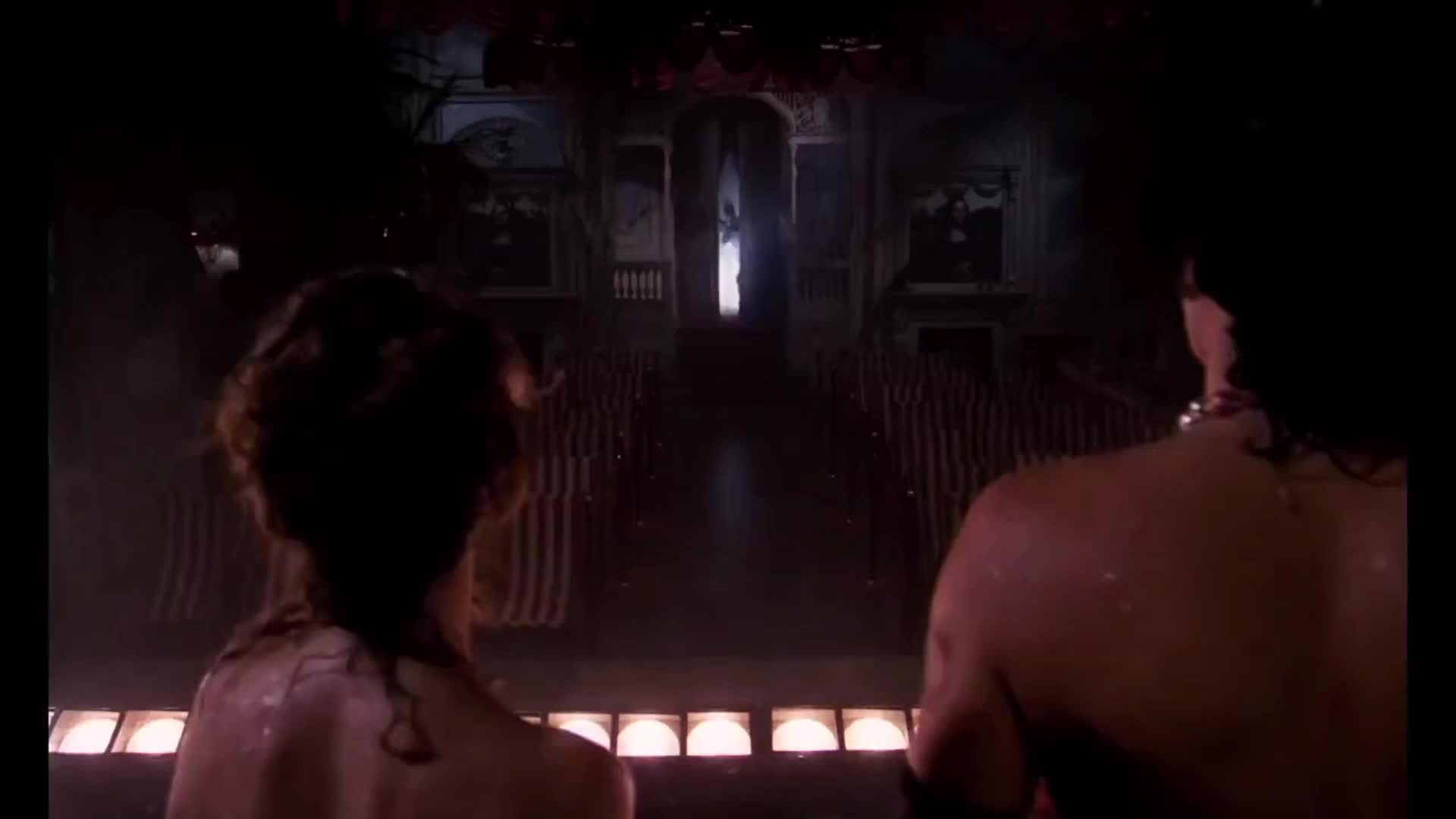 Frank N' Furter, It's all over, RiffRaff, RockyHorror, Best Entrance NA GIFs