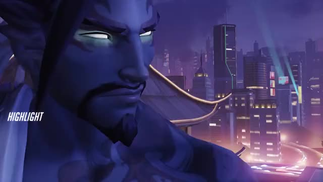 Watch Hanzo highlights GIF on Gfycat. Discover more highlight, overwatch GIFs on Gfycat