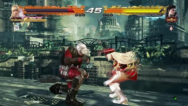 Watch Tekken 7 11.29.2017 GIF by @eanakba on Gfycat. Discover more related GIFs on Gfycat