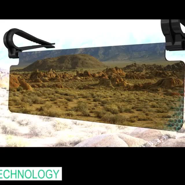 Watch and share Atomic Beam BattleVisor Car Visor As Seen On TV – For HD Clarity GIFs by The Livery of GIFs on Gfycat
