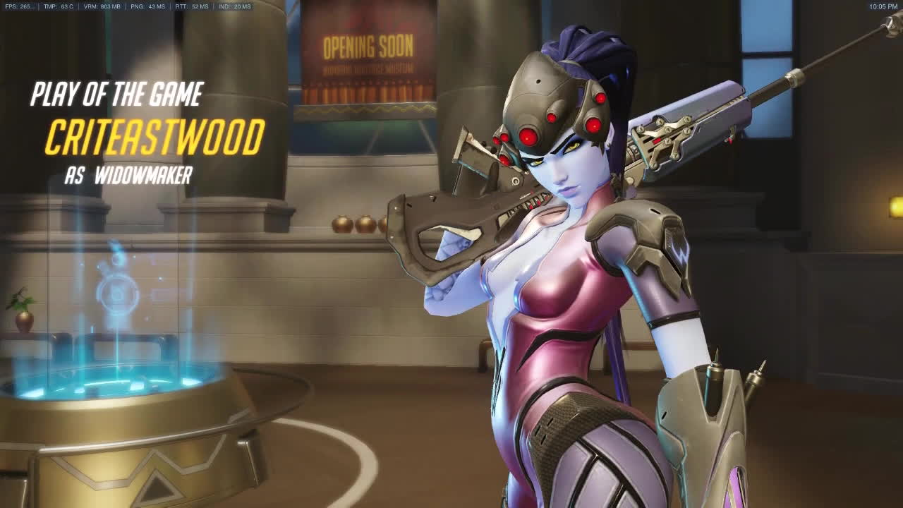 Overwatch, headphones GIFs