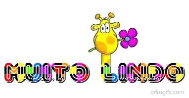 Watch and share Muito Lindo GIFs on Gfycat