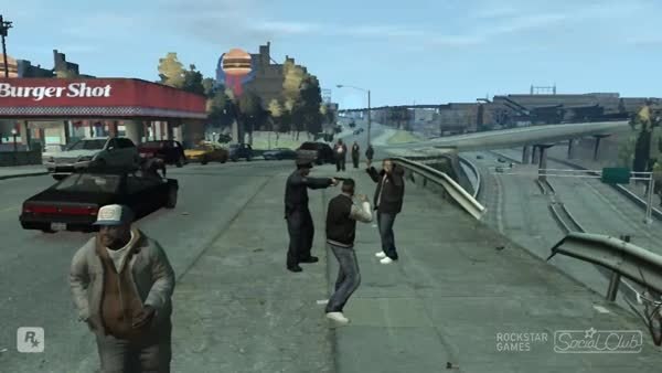 GtaPedestrians, gtapedestrians, Off you go. and you too. (reddit) GIFs