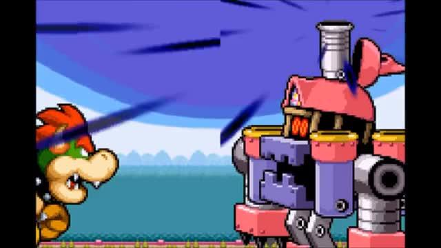 Mario & Luigi: Bowser's Inside Story - Walkthrough Part 17 - Dark