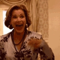 Jessica Walter, Excited GIFs