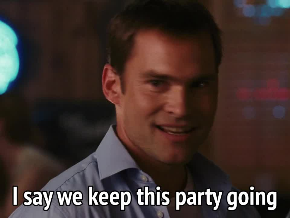 american pie, american reunion, celebs, party, seann william scott, American Reunion - I say we keep this party going GIFs
