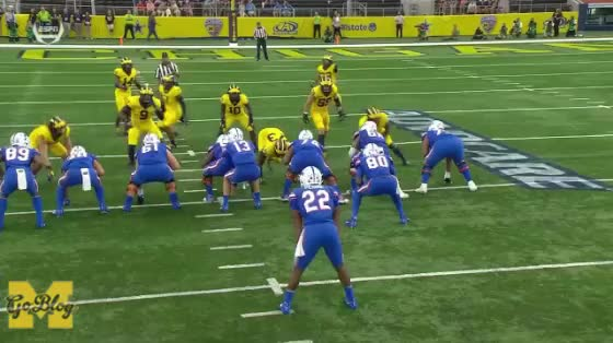 Watch and share Tyree Kinnel GIFs and Devin Bush GIFs by Ace Anbender on Gfycat