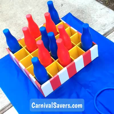 Watch and share Carnival Game GIFs and Ring Toss GIFs by Carnival Savers on Gfycat