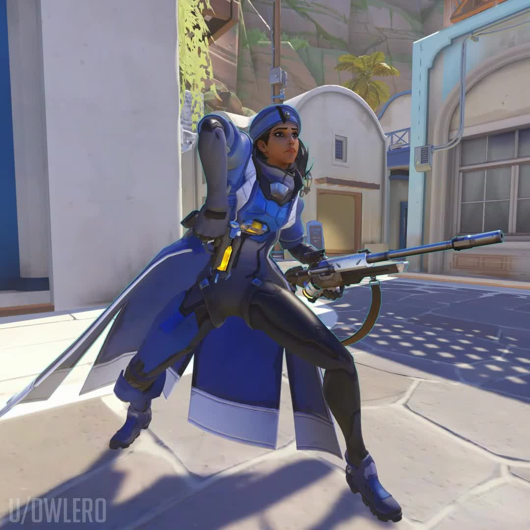overwatch, sleep now GIFs