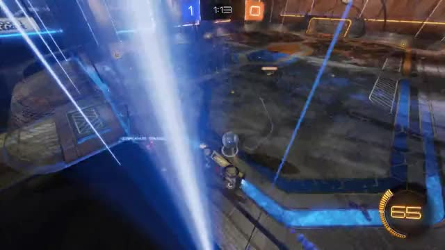 Watch Save 2: Olympic Athlete from Russia GIF by Gif Your Game (@gifyourgame) on Gfycat. Discover more Bad Panda, BadPanda, Rocket League, RocketLeague GIFs on Gfycat