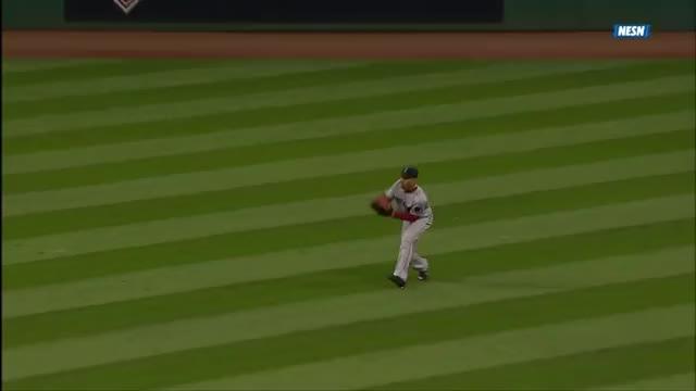 Watch Betts' 10th outfield assist GIF by Julian Gonzalez (@juliangonzalez) on Gfycat. Discover more related GIFs on Gfycat