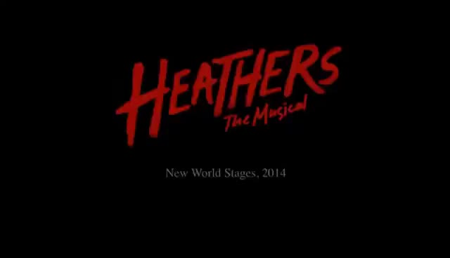 What's Your Damage, Heather?  (HEATHERS: The Musical Live Footage)