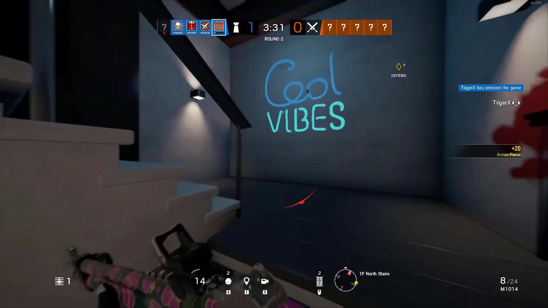 How to Counter Montagne Rainbow6 GIFs