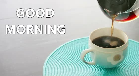 coffee, good, good morning, GOOD MORNING GIFs