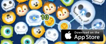 Watch and share Tsum Tsum - IOS - Side By Side GIFs on Gfycat