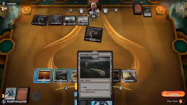 Watch Ajani Rage GIF by KingNothing2000 (@kingnothing2000) on Gfycat. Discover more Gaming, MTG Arena, kingnothing2000 GIFs on Gfycat