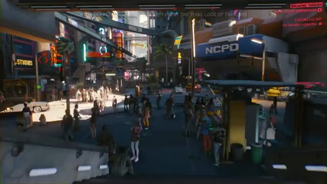 Watch and share Playstation GIFs and Cyberpunk GIFs on Gfycat