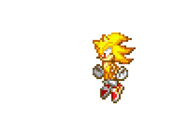 Watch and share Super Sonic Vs Super Shadow Gif GIFs on Gfycat