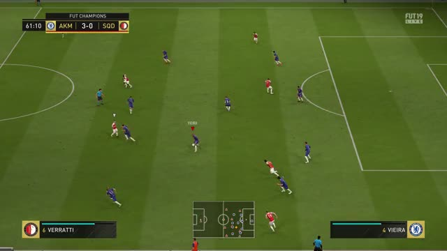 Watch FIFA 19_20190204223220 GIF by @cleanbandit on Gfycat. Discover more PS4share, FIFA 19, Gaming, JY H, PlayStation 4, Sony Interactive Entertainment, fifa, hujy2380 GIFs on Gfycat