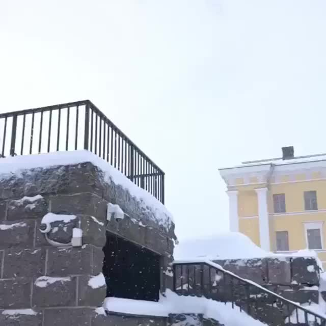 Watch and share Urban Snow. @jannelipsanen ⠀ . . 🎥@eeroettala GIFs on Gfycat