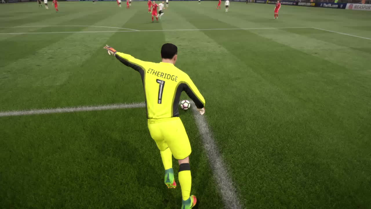 fifa17, fifacareers, The best A.I GIFs