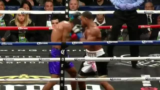 Watch Errol Spence Jr. knocks down Lamont Peterson - 2 angles GIF by Tom_Cody (@tomcody) on Gfycat. Discover more Boxing, Errol Spence, Errol Spence Jr., Lamont Peterson GIFs on Gfycat
