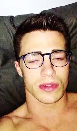 Watch and share Colton Haynes Gif GIFs and Cute Boys Gif GIFs on Gfycat