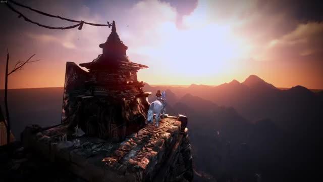 Watch Sherekhan Necropolis Jump GIF by Blisschen (=^ェ^=) (@blisschen) on Gfycat. Discover more related GIFs on Gfycat