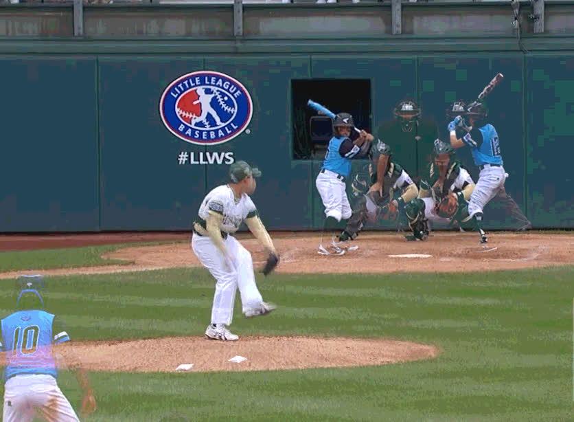 LLWS, Little League World Series, baseball, sports, Yeong Hyeon Kim LLWS GIFs