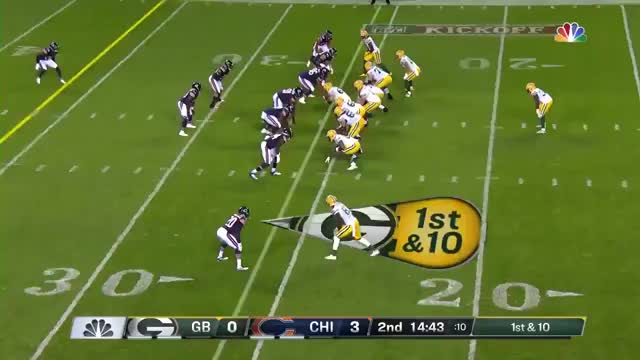 Watch and share Green Bay Packers GIFs and Chicago Bears GIFs on Gfycat