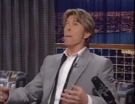 Watch and share David Bowie GIFs by Reactions on Gfycat