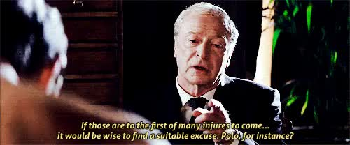 Watch and share Batman Begins GIFs and Michael Caine GIFs on Gfycat