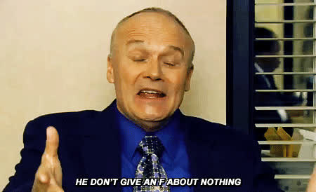 creed bratton, The office Creed GIFs