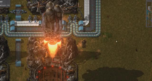 See what a Factorio factory looks like after 500 hours of