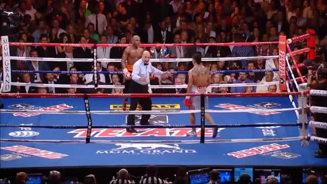 Watch Floyd Mayweather KOs Ortiz This Day in Boxing September 17, 2011 GIF on Gfycat. Discover more boxeo, boxer, boxing GIFs on Gfycat