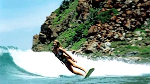 Watch and share Stephanie Gilmore GIFs and Steph Gilmore GIFs on Gfycat