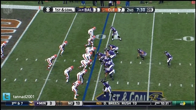 breathinginformation, Kyle Juszczyk TD Ravens Browns GIFs