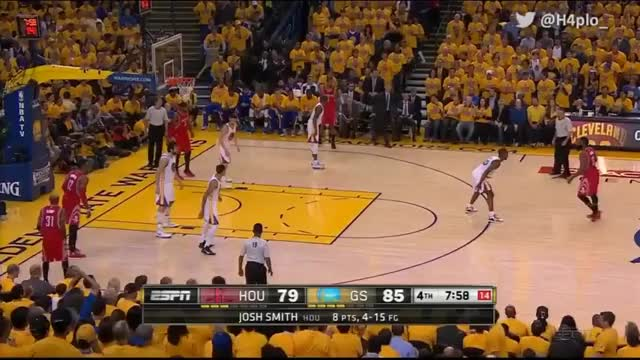 Watch and share James Harden Dribble Penetration And Wraparound Pass - ESPN GIFs on Gfycat