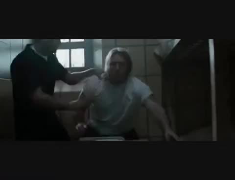 Watch and share Gerard Butler Kills Prisoner GIFs on Gfycat