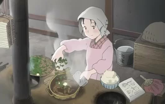 Watch this in this corner of the world GIF by Grower of GIFs (@gifgrower) on Gfycat. Discover more In this Corner of the World, anime, chef, cook, cooking, corner, film, in, in this corner of the world, kitchen, of, the, this, world GIFs on Gfycat