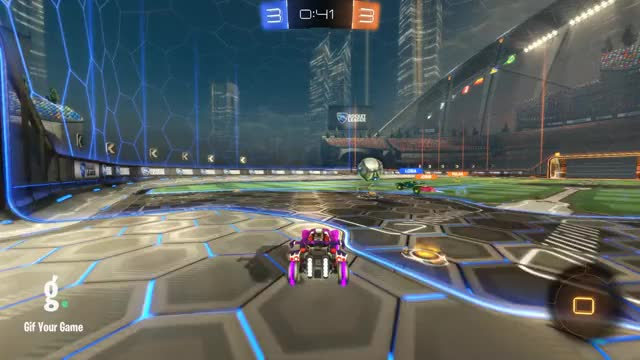 Watch Goal 7: Dabble GIF by Gif Your Game (@gifyourgame) on Gfycat. Discover more Dabble, Gif Your Game, GifYourGame, Goal, Rocket League, RocketLeague GIFs on Gfycat