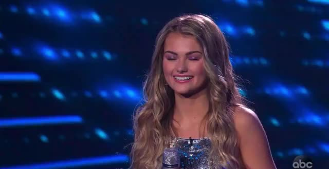 Watch this american idol GIF by American Idol (@americanidol) on Gfycat. Discover more american idol, american idol season 17, americanidol, happy, katy perry, lionel richie, luke bryan, riley, riley thompson, ryan seacrest, season 17, smile, smiling GIFs on Gfycat