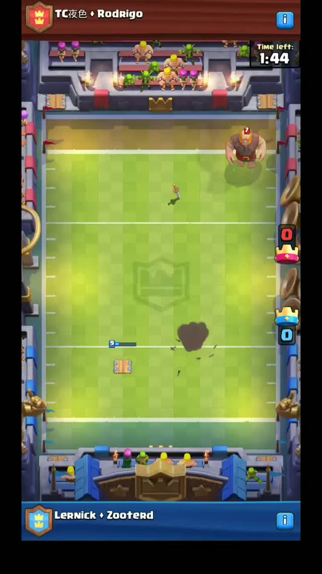 Watch and share Clash Royale 2018-05-25-11-23-41 1 GIFs on Gfycat