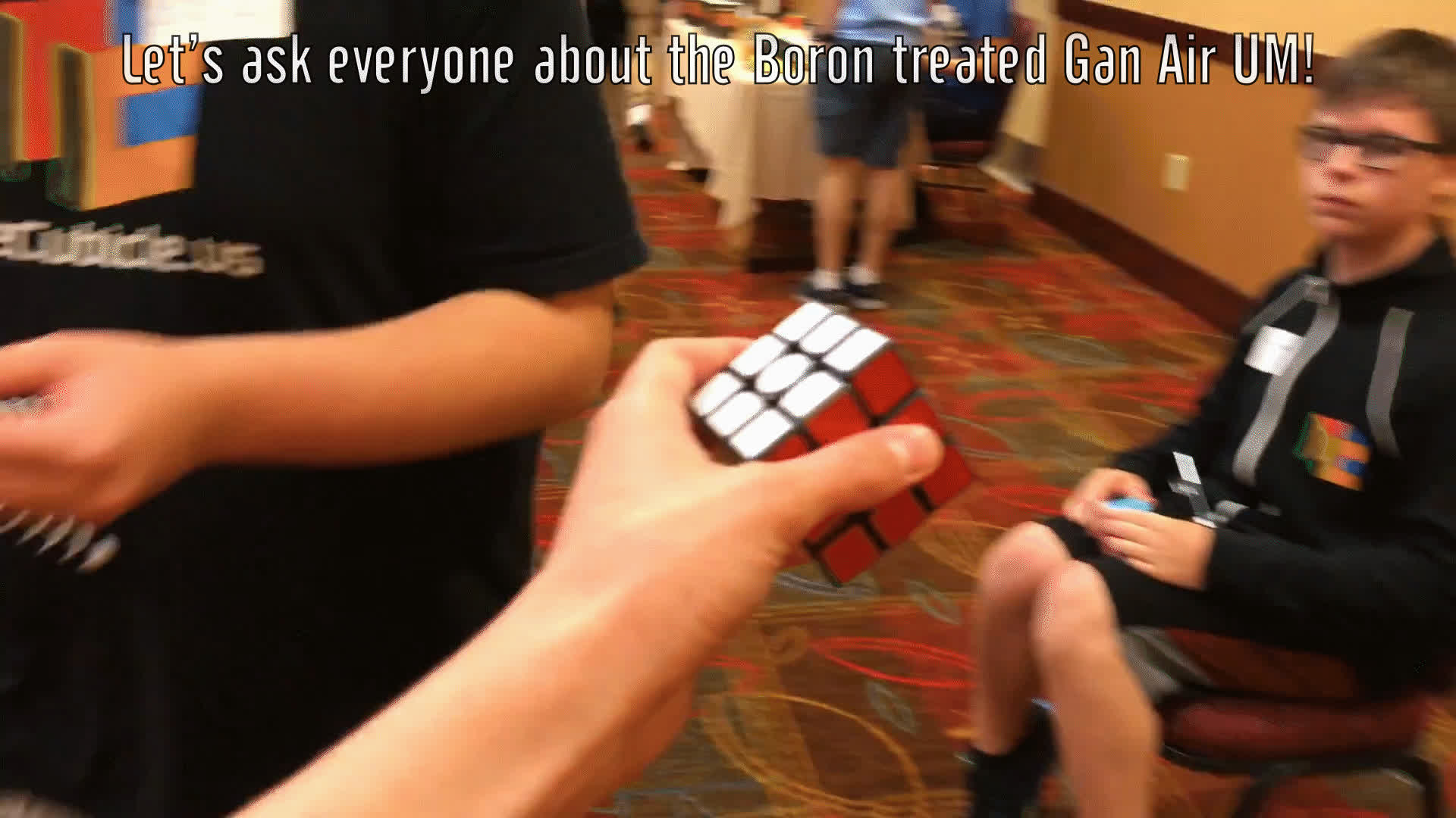 attractive girl, avoid, cubers, Just Cuber Problems GIFs