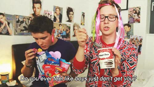Watch alfie deyes boys Favim com GIF on Gfycat. Discover more tyler oakley GIFs on Gfycat