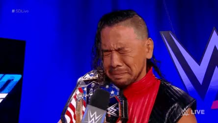 Watch Nakamura cries GIF by @heyimjosh on Gfycat. Discover more Jeff Hardy, Renee Young, Shinsuke Nakamura, WWE, crying GIFs on Gfycat