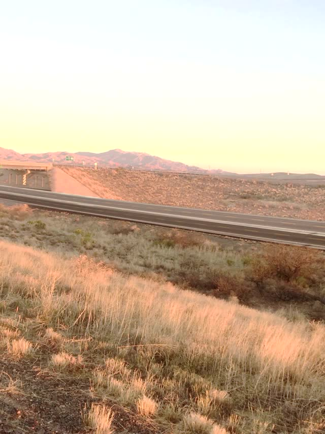 Watch and share Highway Background GIFs by Artist on Gfycat