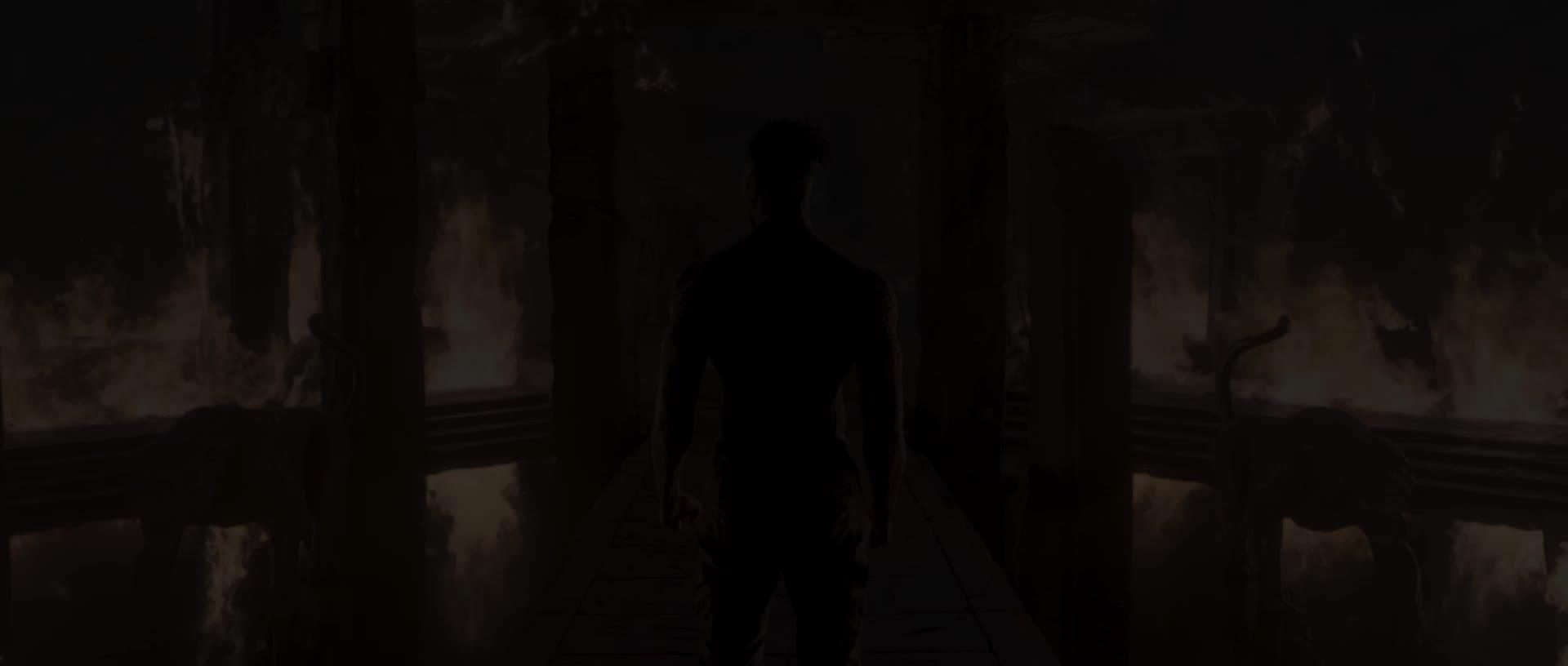 black panther, marvel, mcu, movie, new, Killmonger GIFs