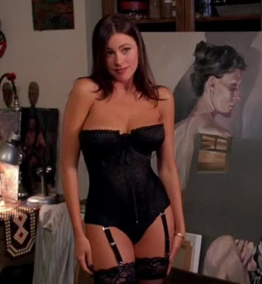 Modern_Family, watchitfortheplot, Sofia Vergara in 'Dirty Sexy Money' [S01E09] GIFs